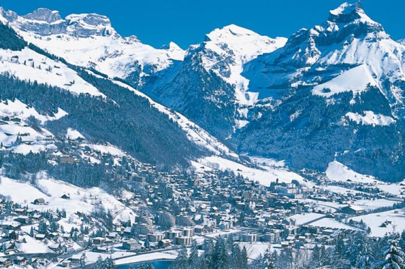 Engelberg – Winterferien mit Schneegarantie