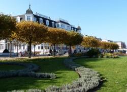 Perle an der Ostsee: Herbst auf Usedom