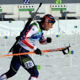 Biathlon und Rennrodel Weltcup in Oberhof