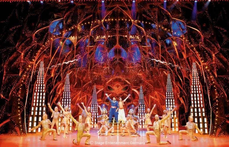 Broadway-Feeling ganz nah