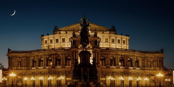 Städtereise nach Dresden…