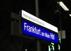 Messen in Frankfurt