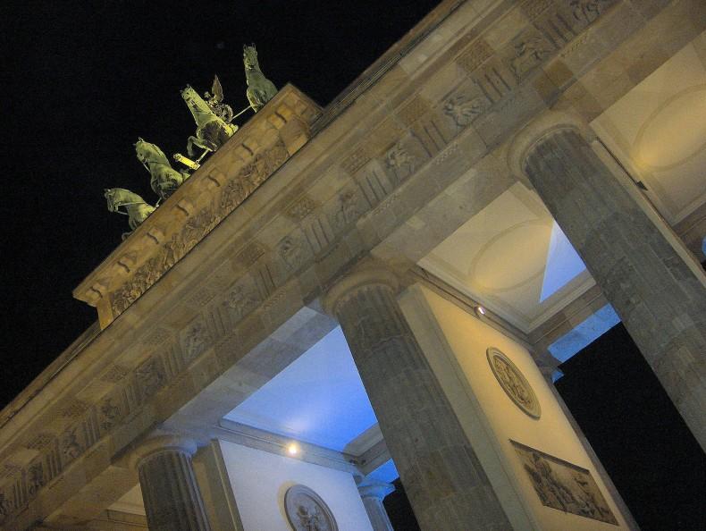 Silvester am Brandenburger Tor