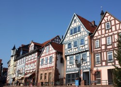 Städtereise mit viel Charme nach Hofheim