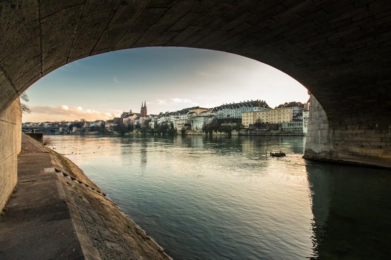 Ein Wochenende in Basel