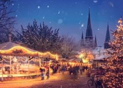 Adventsreise durch Deutschland