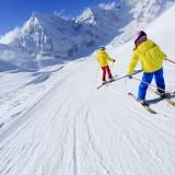 Winterurlaub in den Alpen