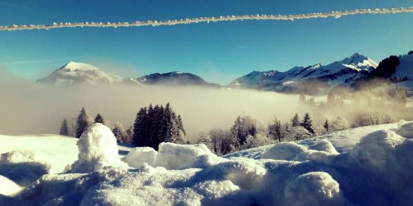 Winterzauber in Engelberg