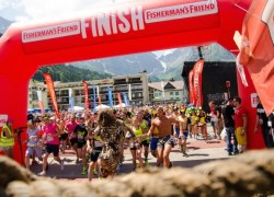 Fisherman's Friend StrongmanRun – der Hindernislauf in Engelberg mit Fun Faktor!