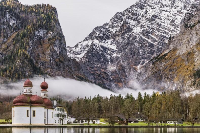 Tagesausflug nach Berchtesgaden
