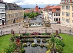Ein Tagesausflug nach Gotha: Ein Muss für alle Romantiker!