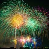 Internationaler Feuerwerkswettbewerb in Hannover lädt zum Staunen ein
