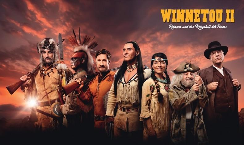 Winnetou II – ein unvergessliches Freilichtspiel inmitten schönster Kulisse