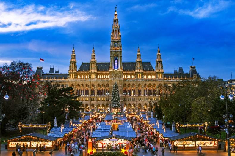 Weihnachtsmarkt Wien: Wo die Vorweihnachtszeit noch stimmungsvoller wird