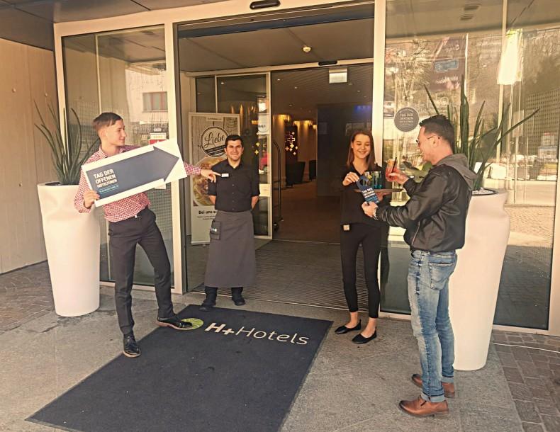 PLEASEDISTURB – Tag der offenen Hoteltüren