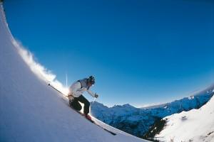 Skifahren Engelberg Titlis
