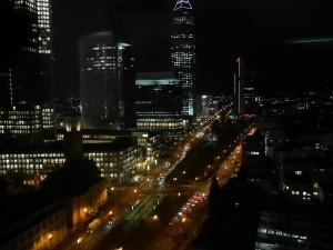 Skyline Frankfurt - RAMADA Hotel Frankfurt MesseSkyline Frankfurt - RAMADA Hotel Frankfurt Messe