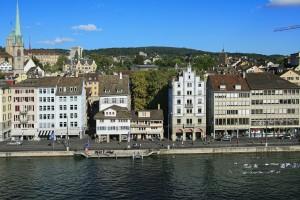 Zürich - H+ Hotel Zürich