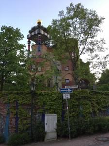Bad Soden - Hundertwasserhaus