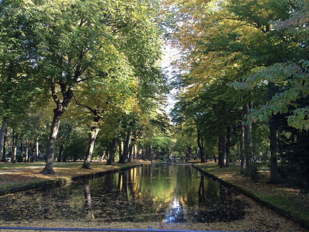 Bayreuth im Herbst