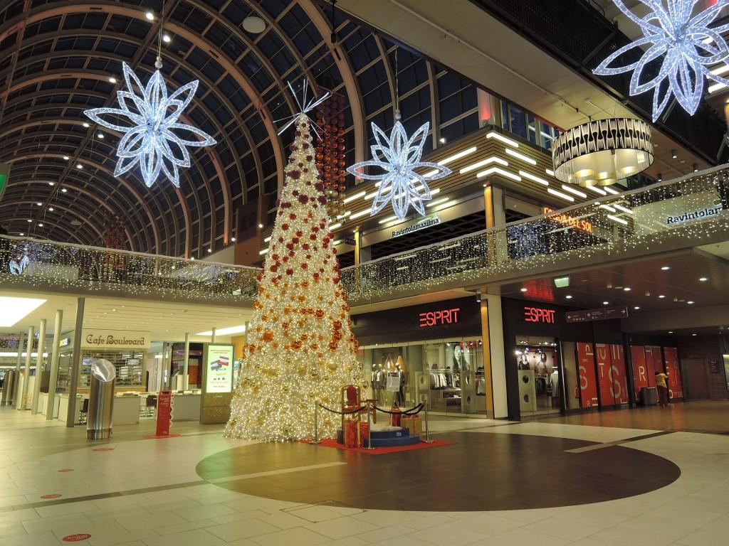 Weihnachten - Einkaufen