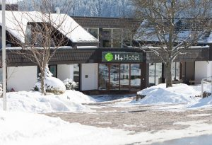 Winter - H Plus Hotel Willingen