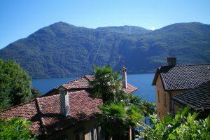 Ausblick Lago Maggiore - Hotels Locarno