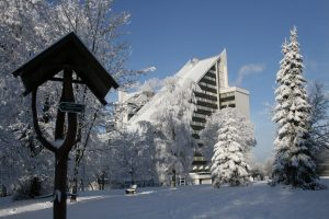 Winter - Panorama Hotel Oberhof