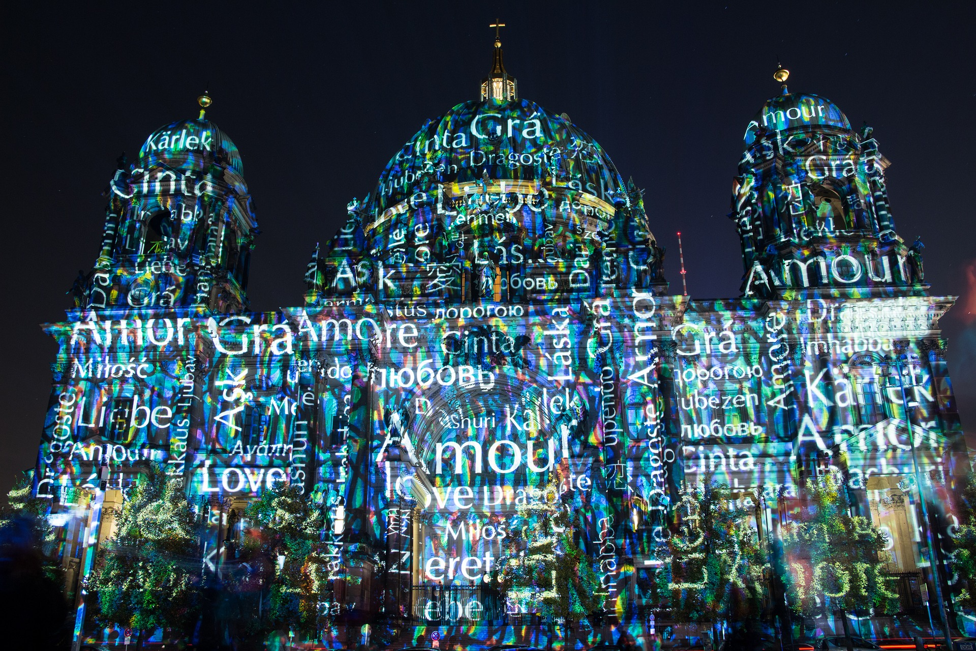 Festival of Lights Berlin - Berliner Dom