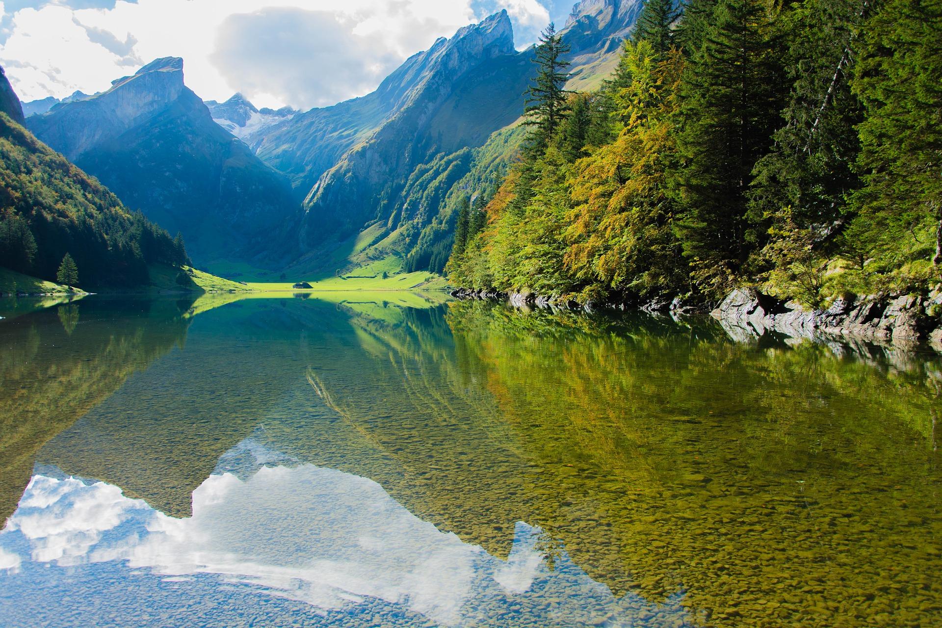 Atemberaubende Natur in Tessin