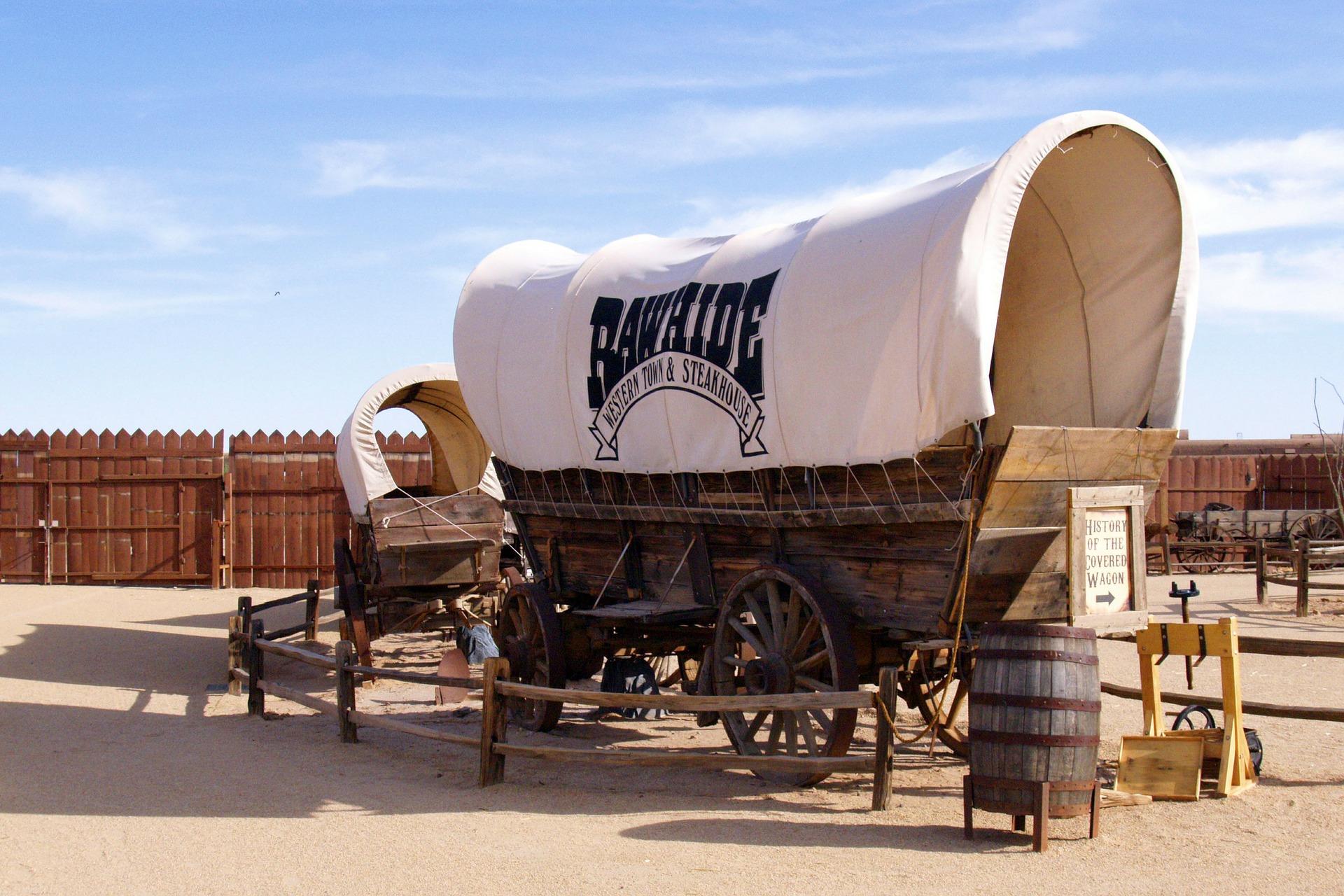 Wild West Charme