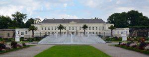 Städtereise Hannover: Herrenhäuser Gärten