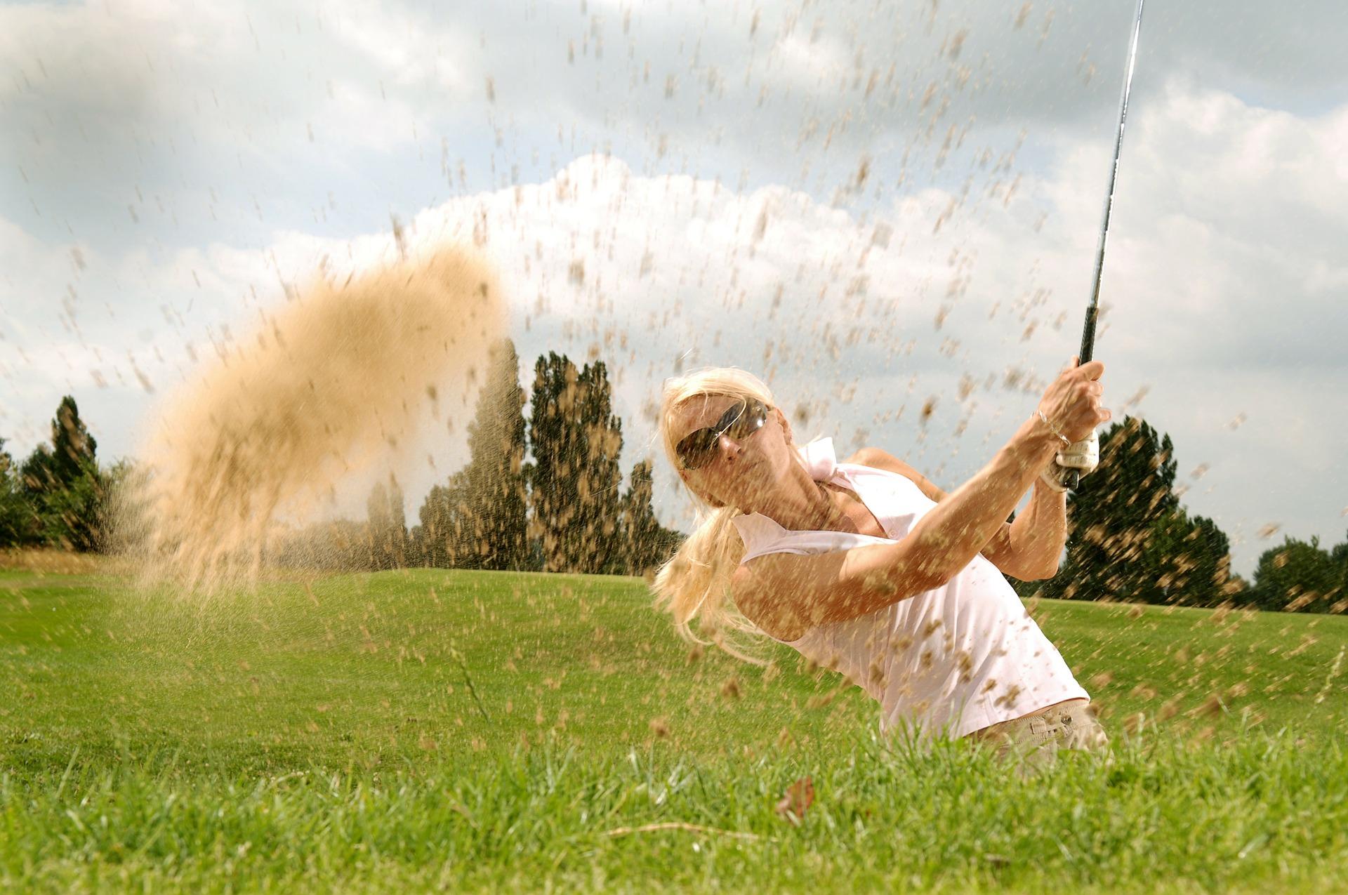 Eine Runde Golf auf Usedom