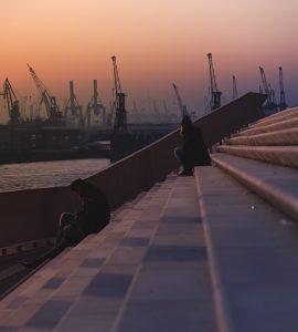 Hamburger Hafen - Tor zur Welt