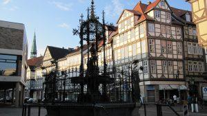 Städtereise Hannover: Altstadt