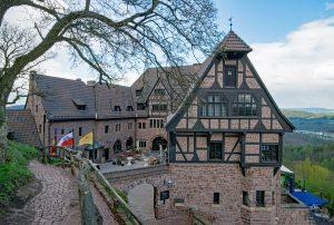 Wartburg: Festung in der Brandung für Martin Luther