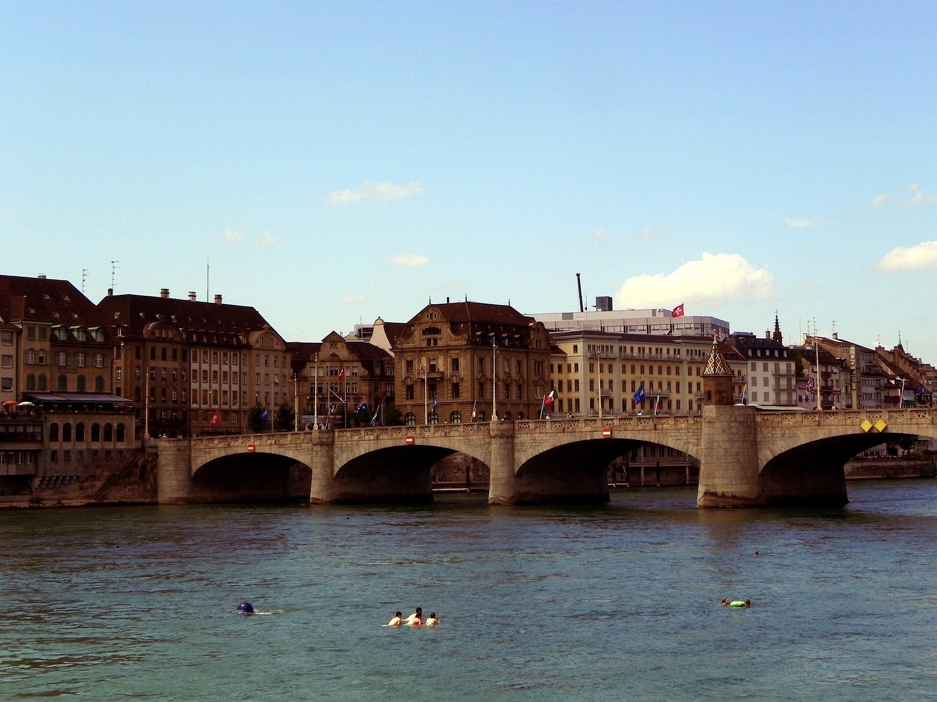 Wochenende in Basel