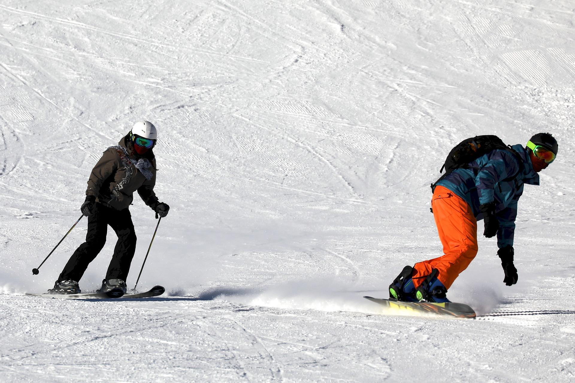 Wintersportort Engelberg