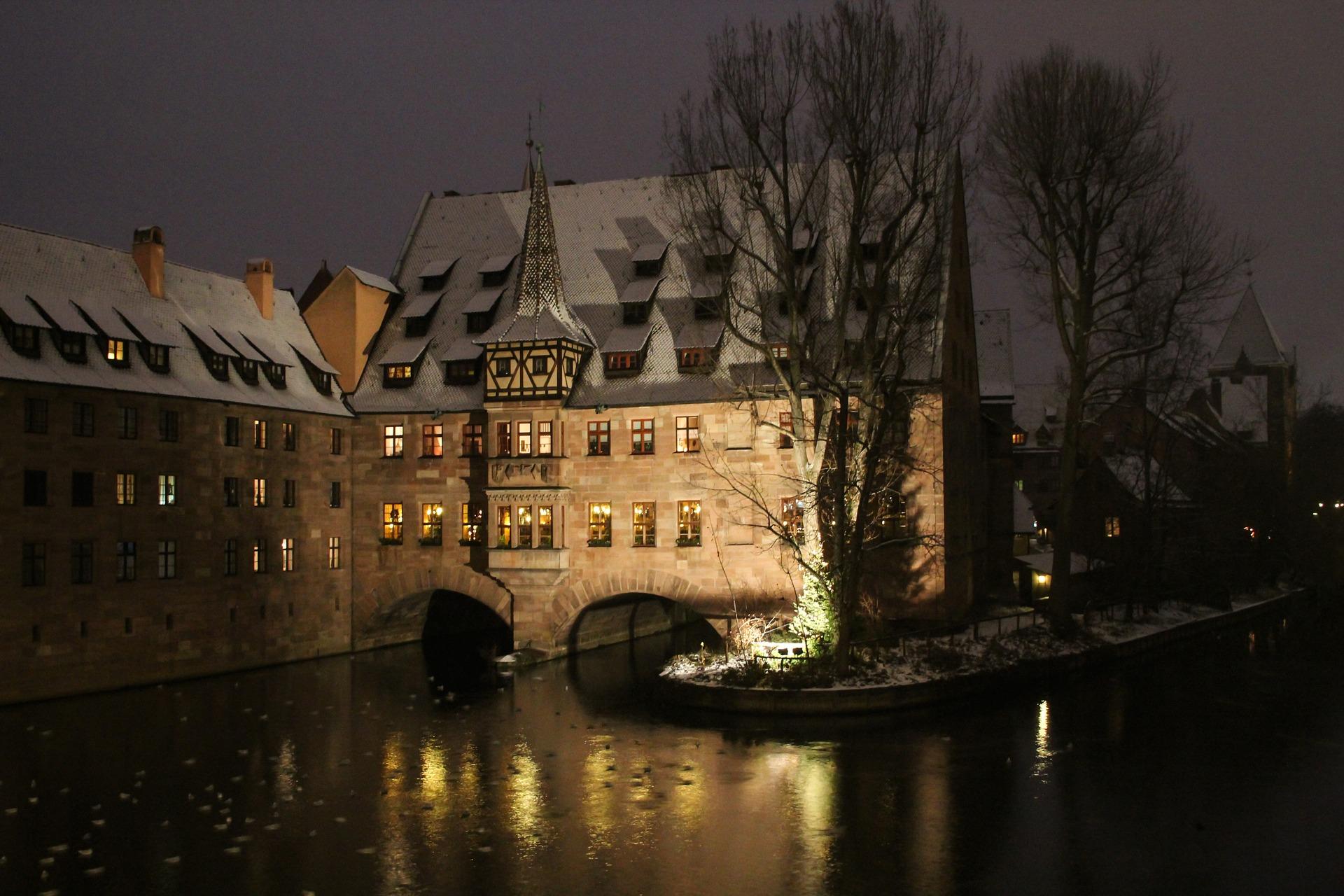Adventlicher Städtetrip nach Nürnberg