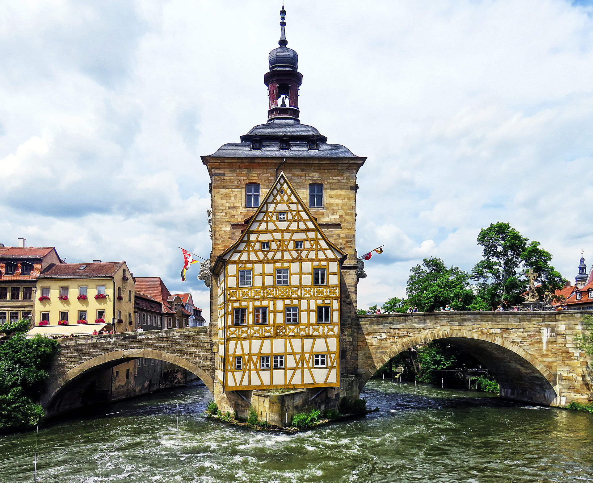 Tagesausflug nach Bamberg