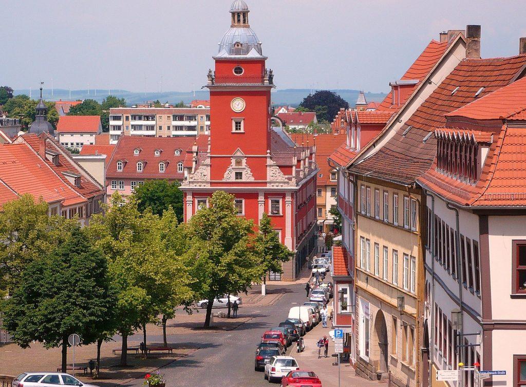 Tagesausflug Gotha