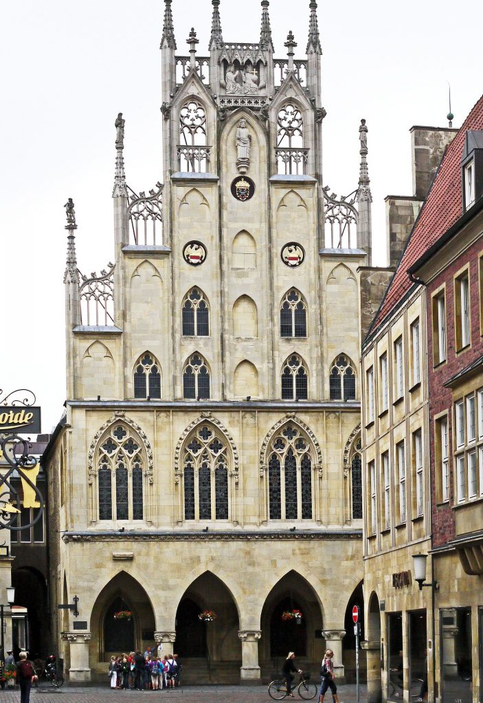 Krimiführung Münster