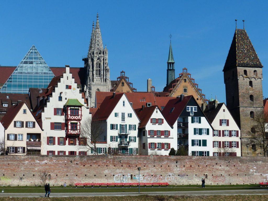 Tagesausflug nach Ulm