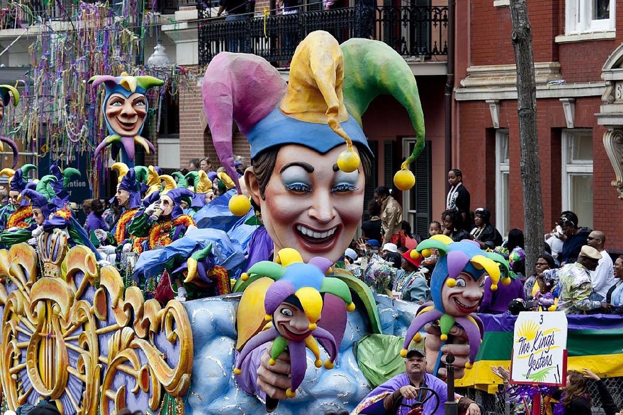 Karneval in Frankfurt