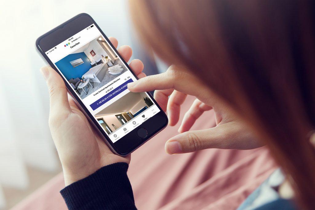 H-Hotels.com App