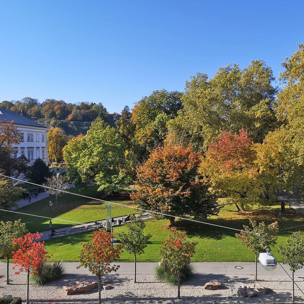 Kurgarten Herbst | Salzburg