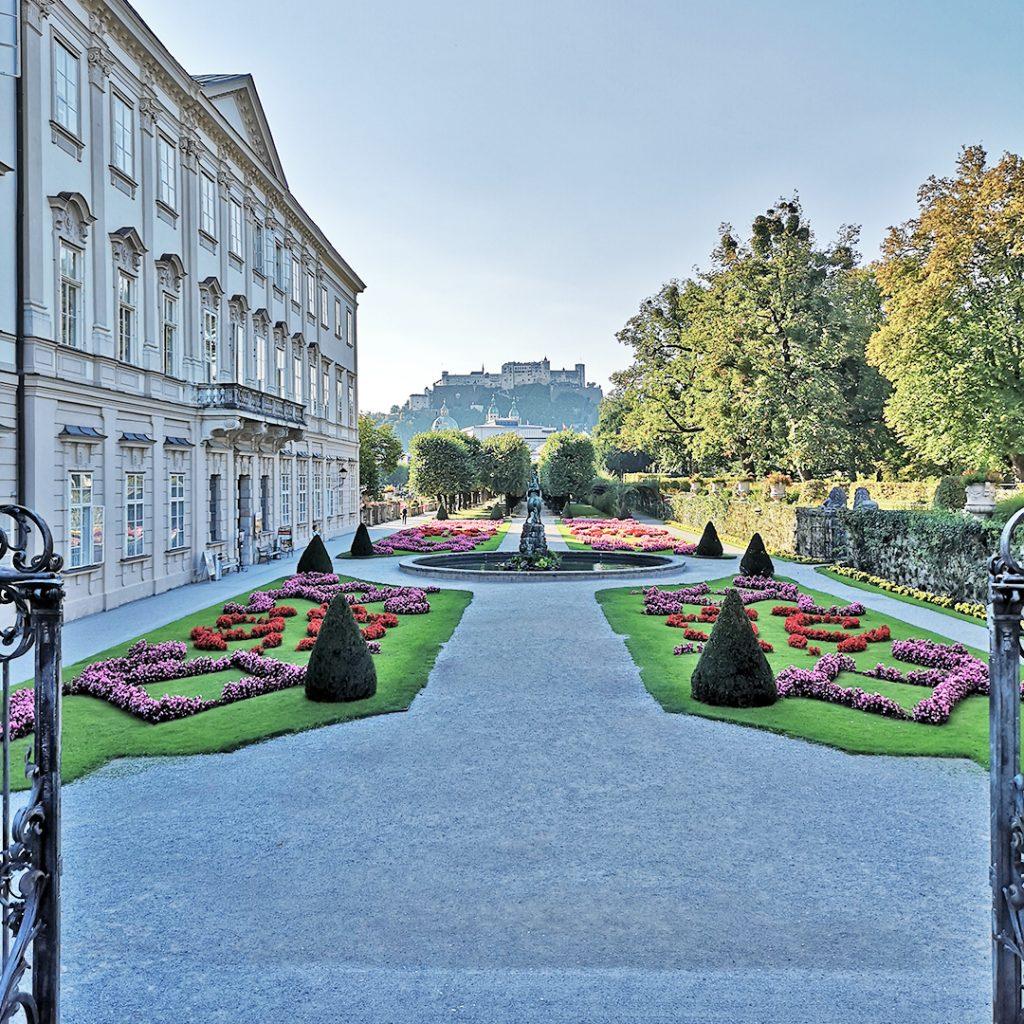 Schloss Mirabell | Salzburg