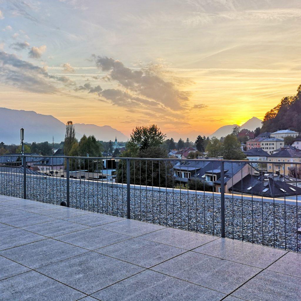 Untersberg Sonnenuntergang | Salzburg