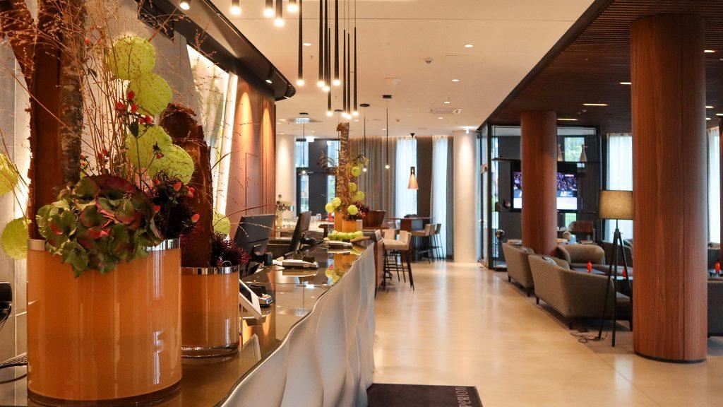 Lobby HYPERION Hotel München